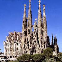 La Sagrada Familia, Spanyol