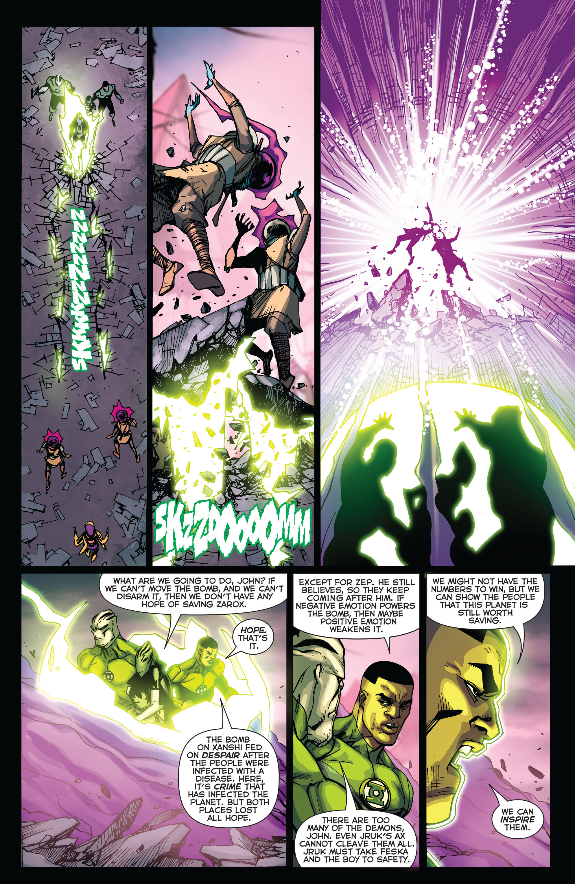 Green Lantern Corps (2011) Issue #40 #43 - English 16
