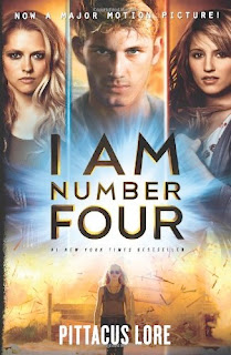 bookcover of I am a number book