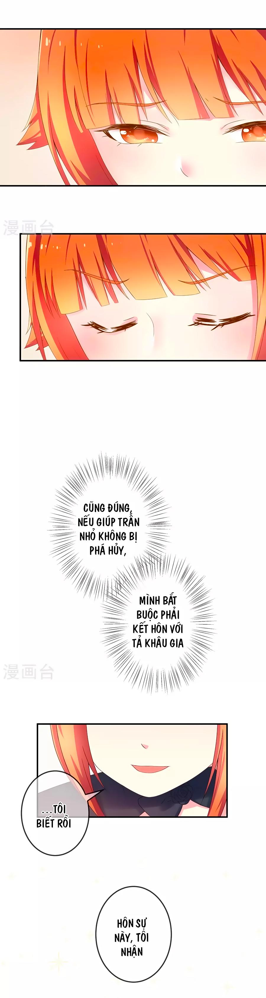 Cuộc Sống Hào Môn Của Vu Nữ - Chap 13