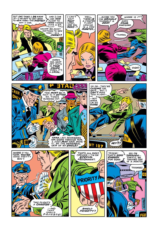 Captain America (1968) Issue #192 #106 - English 3