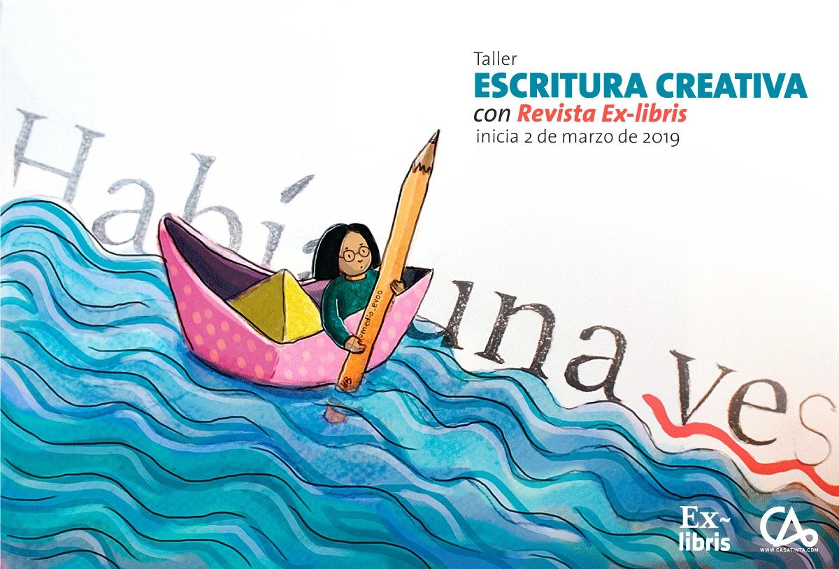 ESCRITURA CREATIVA // 2 de marzo