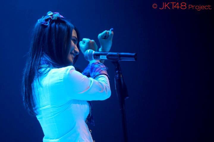 Melody JKT 48 - Berikut Foto-Foto Dari Melody Nurramdhani Laksani