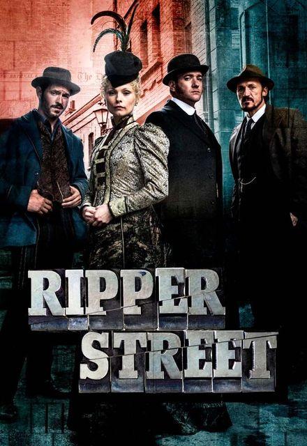 Ripper Street - Season 4