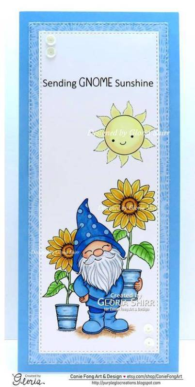 Featured Card at Polkadoodles Challenge blog