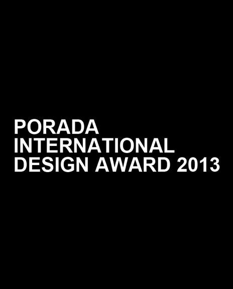 Oma2040 porada international design award 2013 for Porada international design award 2016
