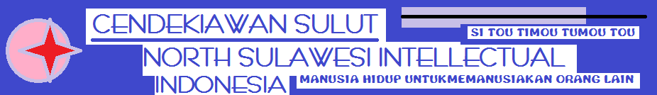 Cendekiawan Sulawesi Utara ( North Sulawesi Intellectual ) Indonesia
