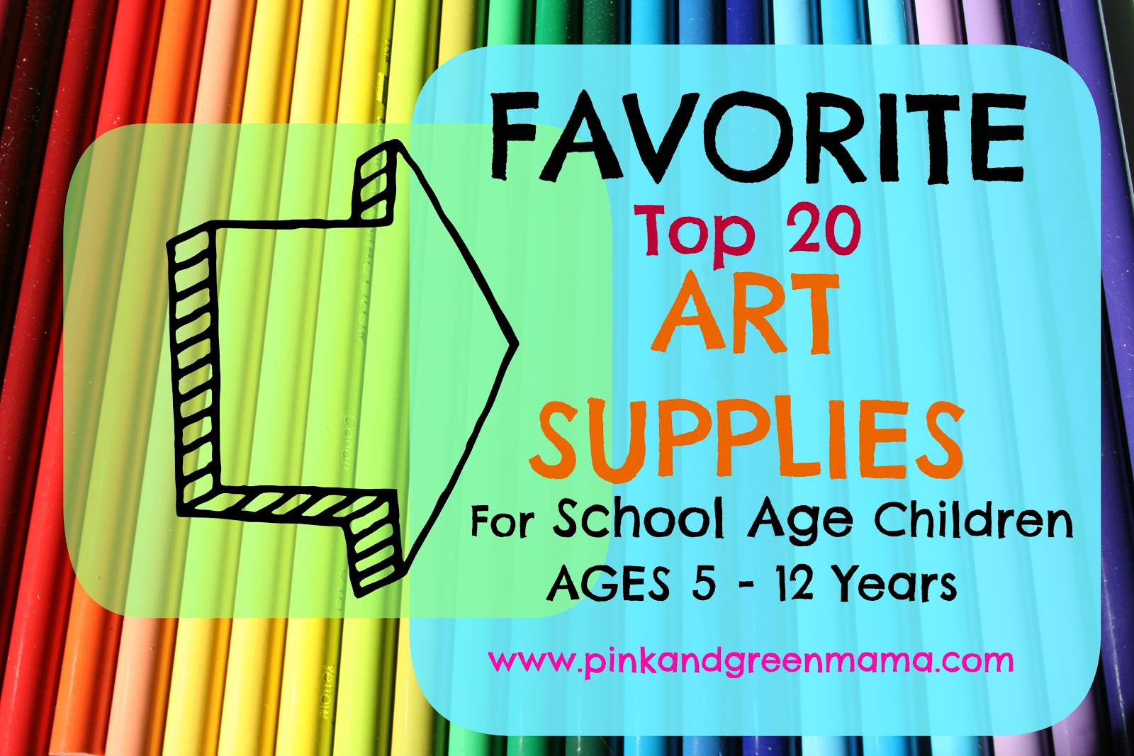 - Favorite Top 20 Art Supplies School Age Kids
