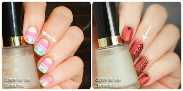 decoración para alargar tus uñas