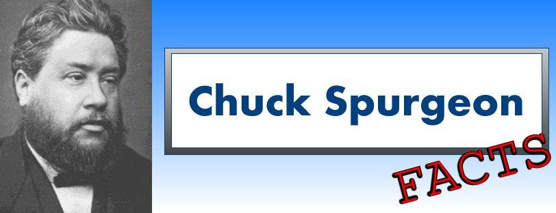 Chuck Spurgeon Facts
