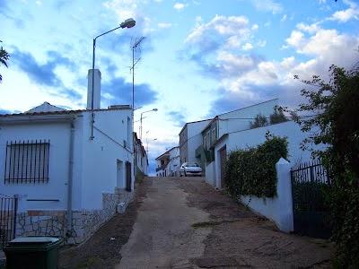 El Marco, parte española