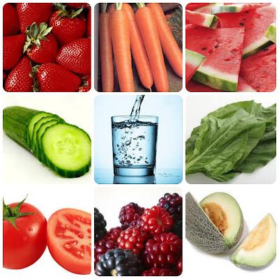 Frutas y verduras que ayudan a conservar el moreno en la piel