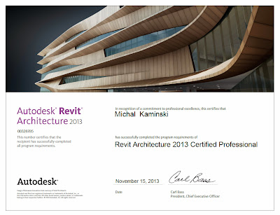 Custom Revit Families: Revit Architecture 2013 Certified Professional
