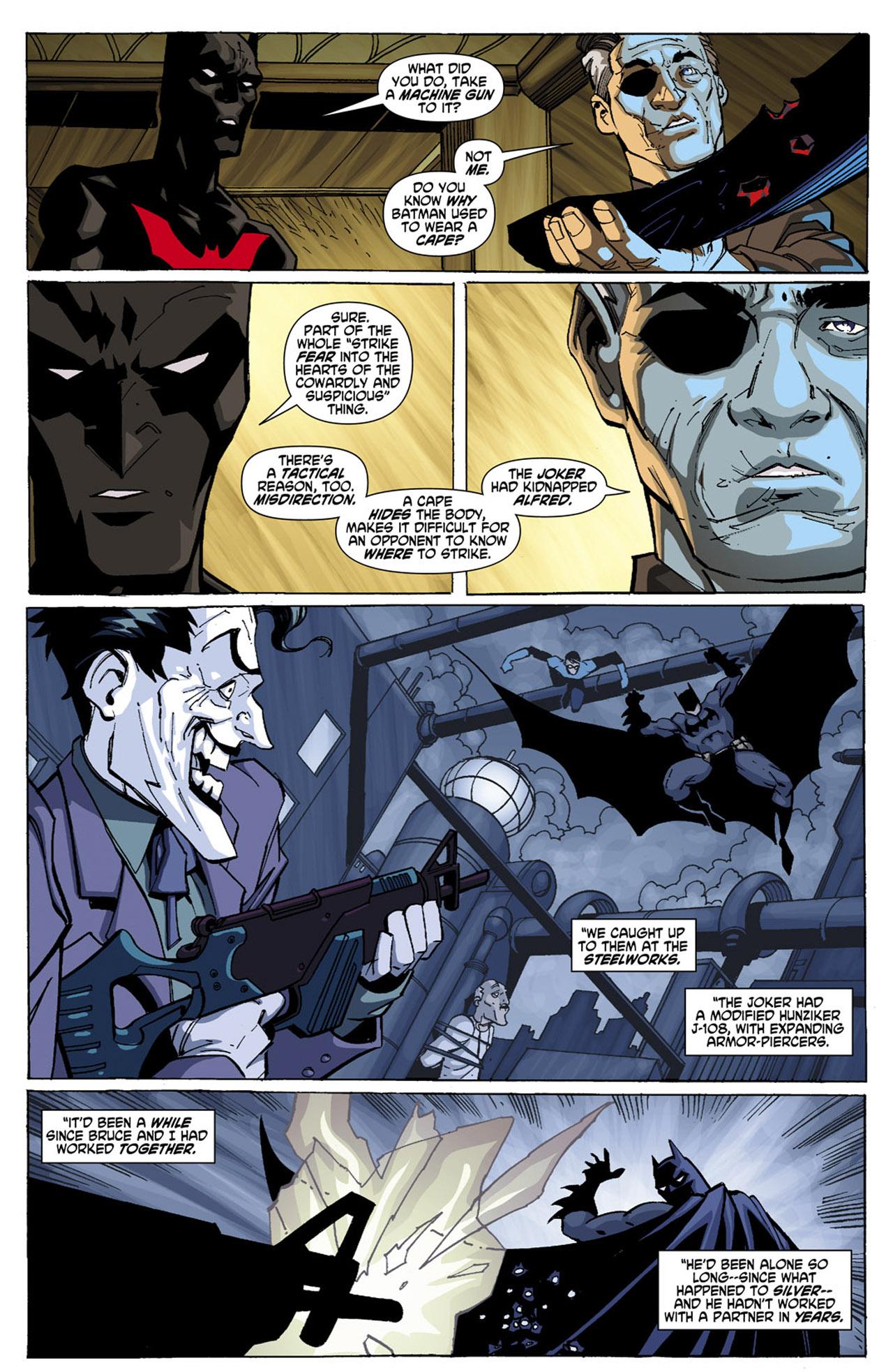 Batman Beyond (2010) Issue #4 #4 - English 15