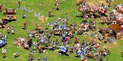 Free Download Games Age of Empires II HD Full Version For PC