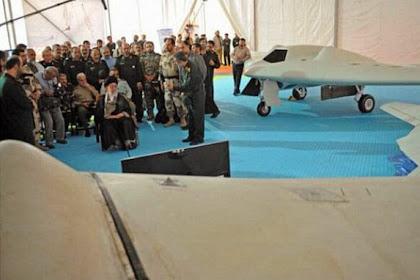 Iran Klaim Berhasil Duplikat Drone Amerika