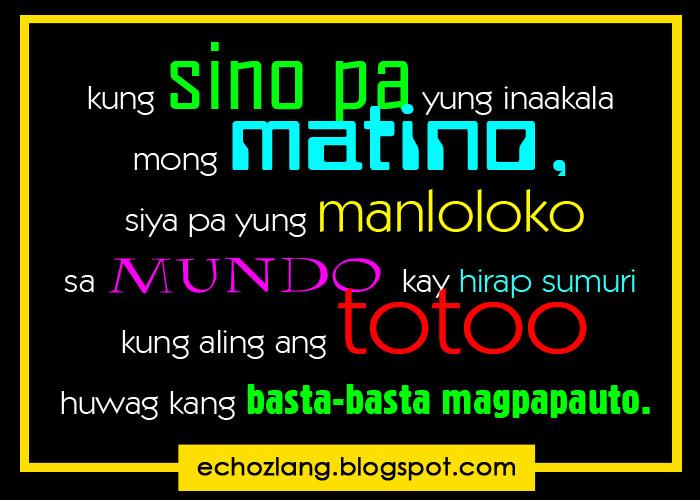 patama quotes tagalog manloloko - photo #3