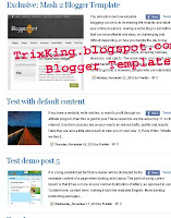 Mash2 Blogger Template Read More posts in a new style