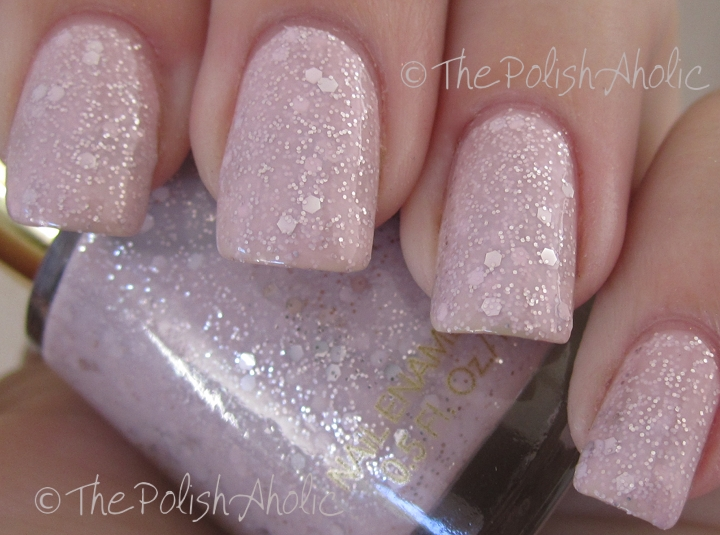 The PolishAholic: Revlon Starry Pink