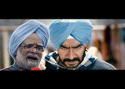. Manmohan Singh as 'Powerful Sardar' these days 'Son of Sardar' producers .