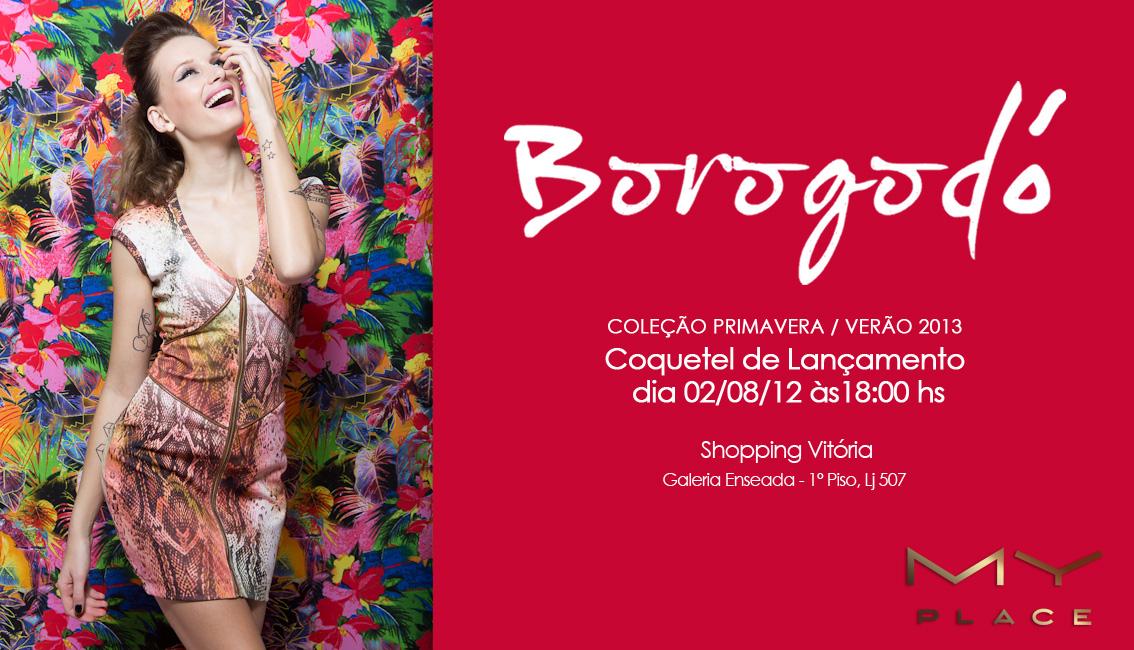 Blogueir@ Carioca: My Place: Coleção de Verão 2013