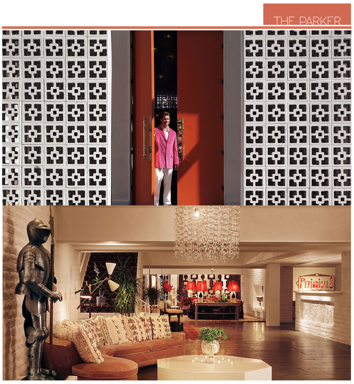 Inspirationcoop a jonathan adler hotel for Jonathan adler hotel palm springs