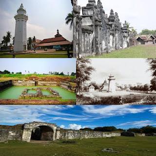 ziarah banten, wisata banten, obyek wisata banten, sejarah banten lama,masjid banten lama