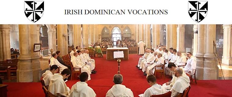 Irish Dominican Vocations