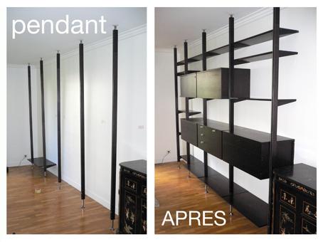 assembler un meuble vintage pierre paris. Black Bedroom Furniture Sets. Home Design Ideas