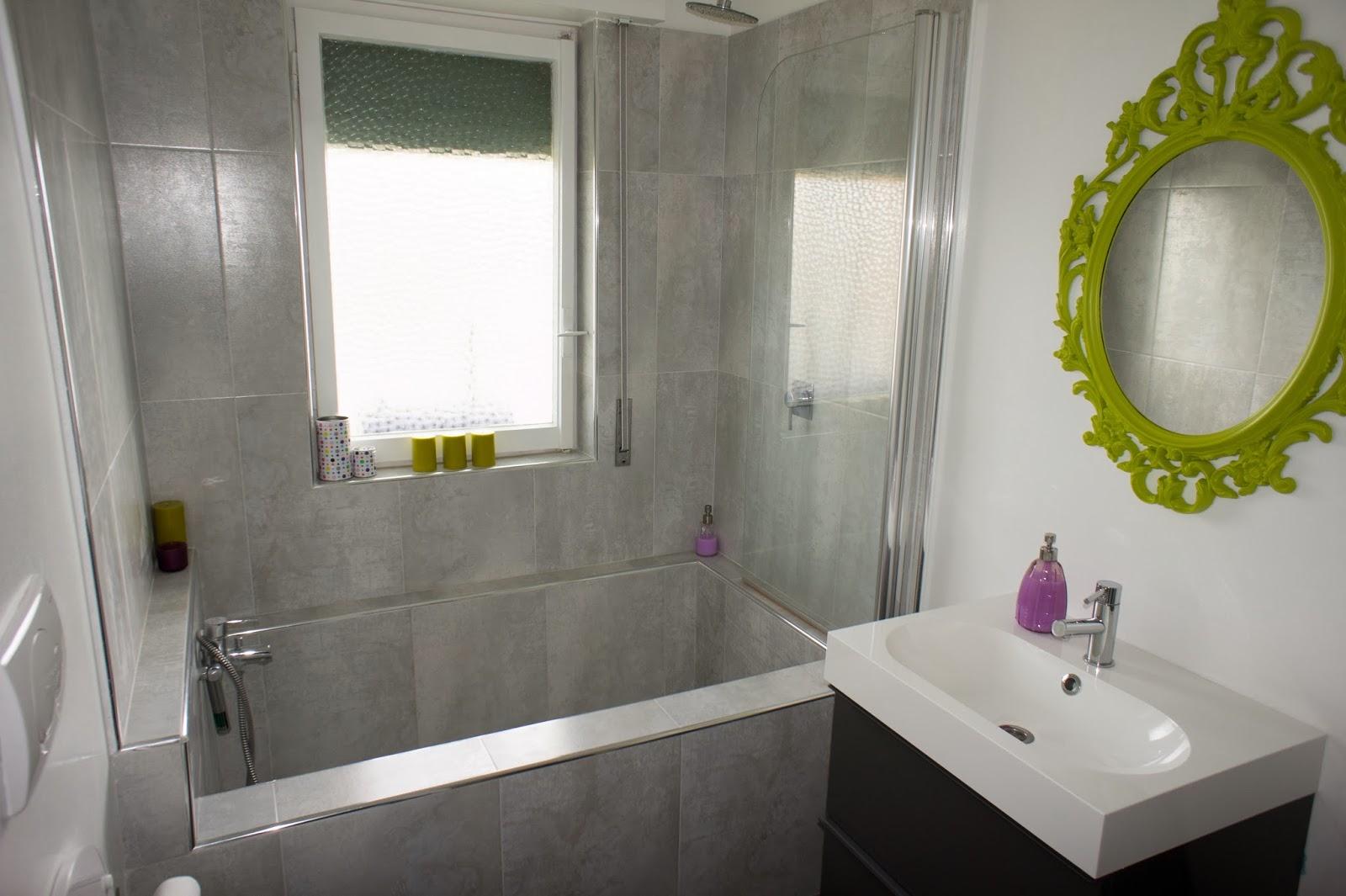 Ea ristruttura appartamento ristrutturato da noi bagno - Pareti doccia in resina ...