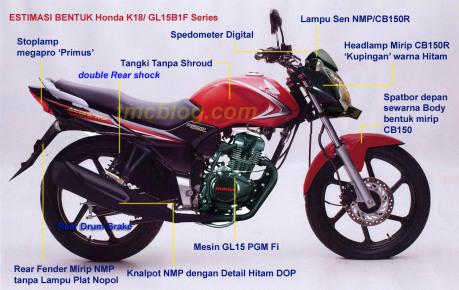 Forecast desain Honda K18 motor sport terbaru 2013 - www.teknologiz.com