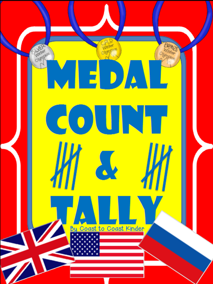http://www.teacherspayteachers.com/Product/Olympic-label-the-sport-tally-the-medals-1106478