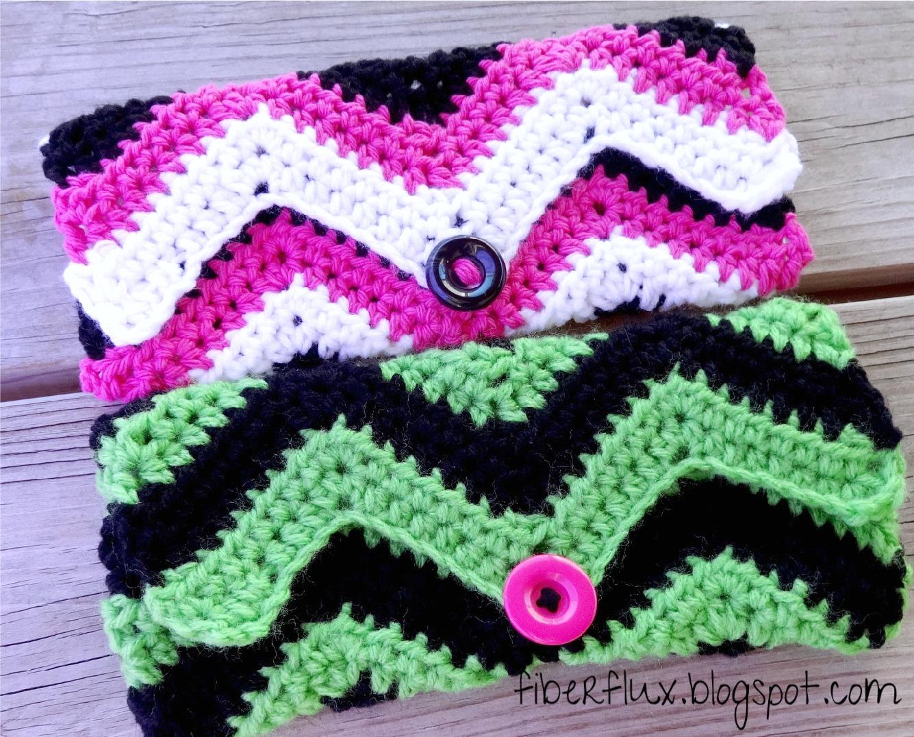 Chevron Lace Wrap Free Crochet Pattern On Moogly