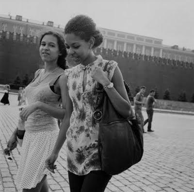 Afro russian girls
