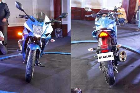 Suzuki Gixxer 150 terbaru