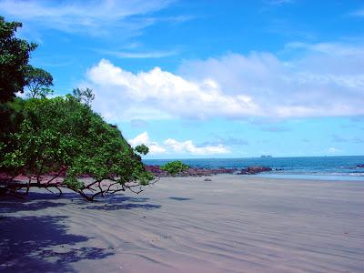 Playa Garza (Boca Brava), Puntarenas