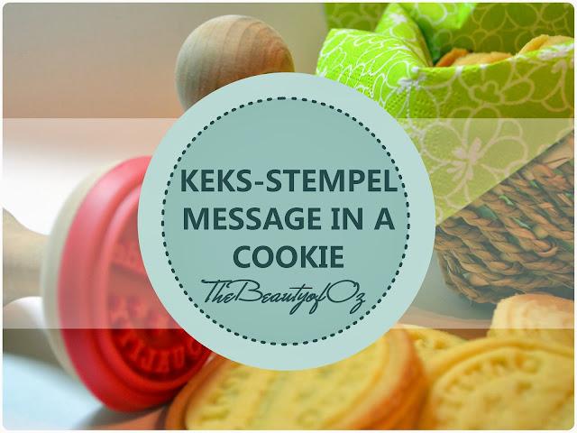 Tasty Temptation - Rezept für Keks-Stempel