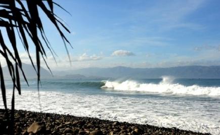 Tempat Wisata di Sukabumi Pantai Cimaja
