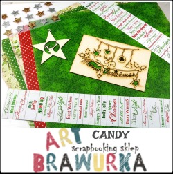 CANDY - Art Brawurka