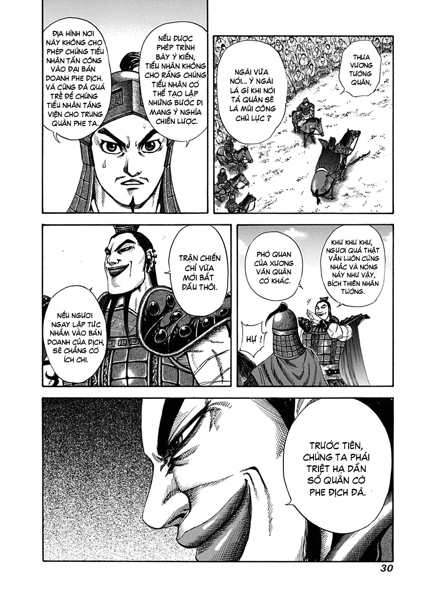 Kingdom - Vương Giả Thiên Hạ Chapter 120 page 9 - IZTruyenTranh.com