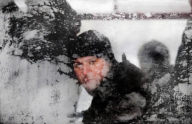 Freezing - fotografia de Boryana Katsarova