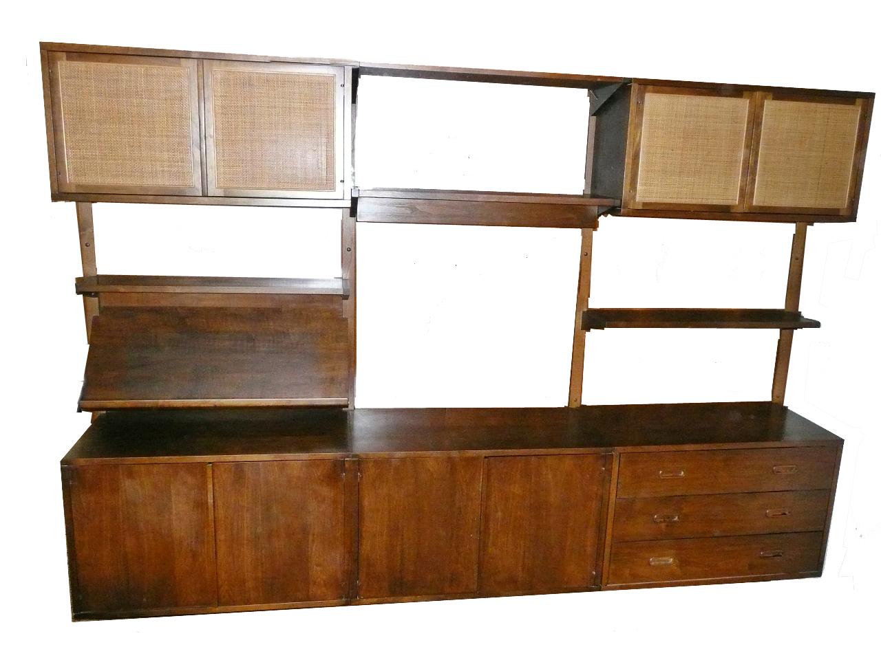 denver colorado industrial furniture modern. glenn of california wall unit sold denver colorado industrial furniture modern