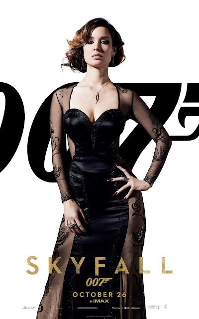 skyfall, 007, james bond, bond girl