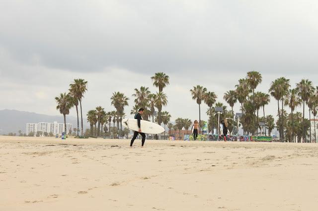 Surf Venice Beach
