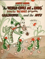 Châu Chấu Và Kiến|| The Grasshopper and the Ants