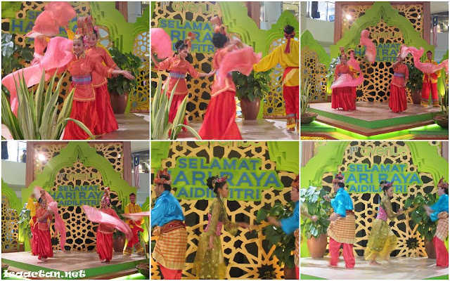 1st Avenue Mall Raya Performances