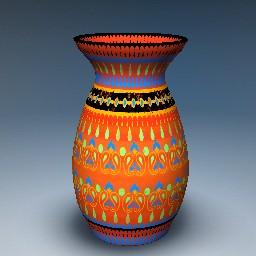 ceramic painting on hand crafts oasis ceramic pot painting designs