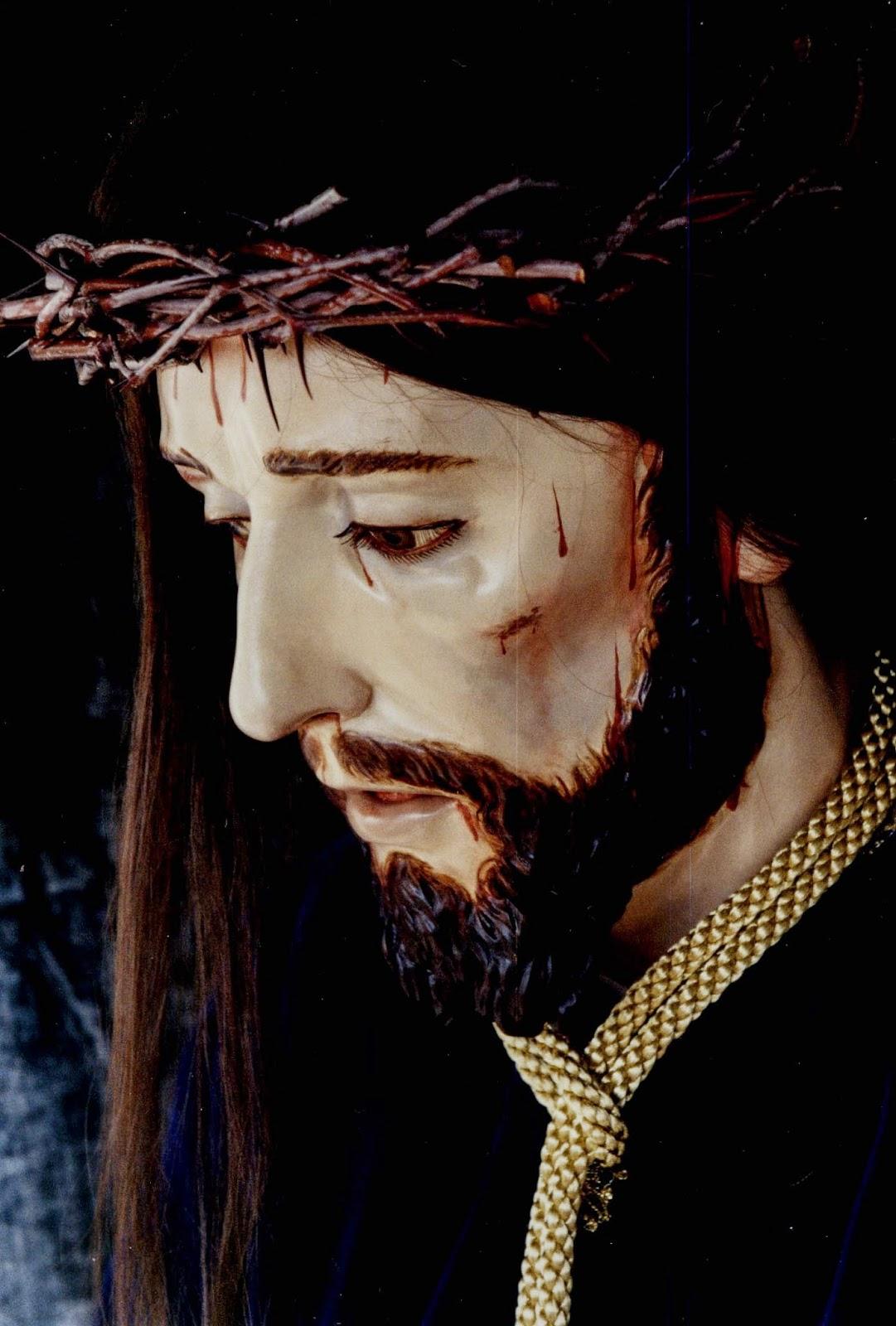 Cristo Misericordia La Algaida Arturo Serra Murcia escultura 4