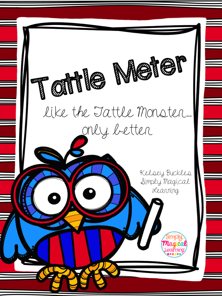 http://www.teacherspayteachers.com/Product/Tattle-Meter-1528801