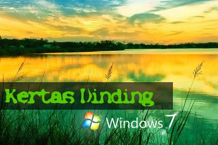 Tutorial: Mencari Tema Tersembunyi Dalam Windows 7